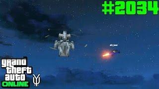 GTA 5 ONLINE Der geht ab wie ne Rakete #2034 Let`s Play GTA V Online PS4 2K
