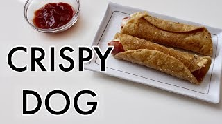 HOW TO MAKE A MEXICAN HOT DOG | CRISPY DOG | ALL ABOUT FOOD