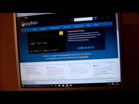 Software Installation - Python