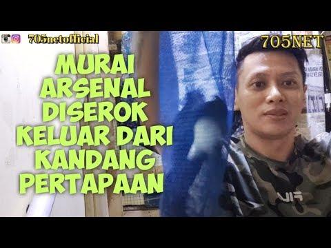 Murai Arsenal Baru Keluar Dari Pertapaan Markas  705