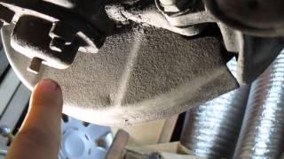 видео Замена пыльника рулевой тяги . ваз (2107)