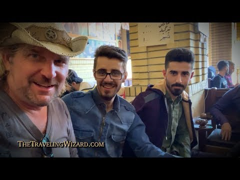 The Traveling Wizard S1:EP 3   Iraq November 2018