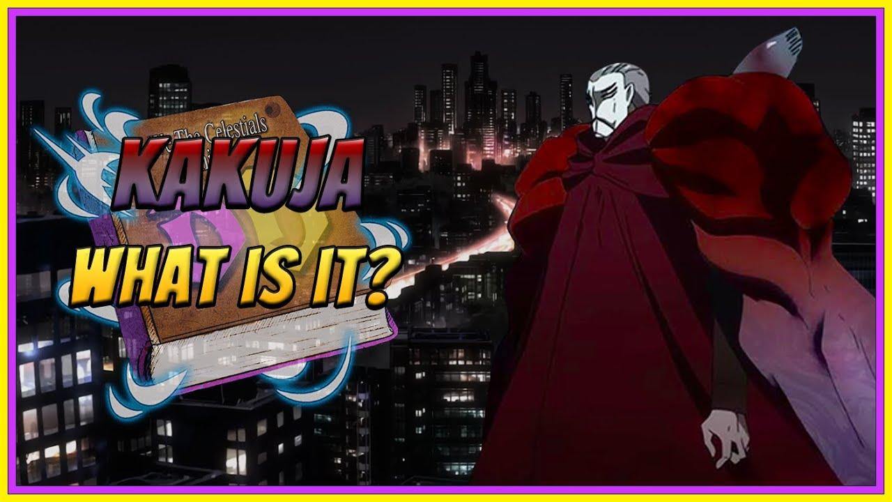 Download Kakuja Explained | Tokyo Ghoul Deep Dive