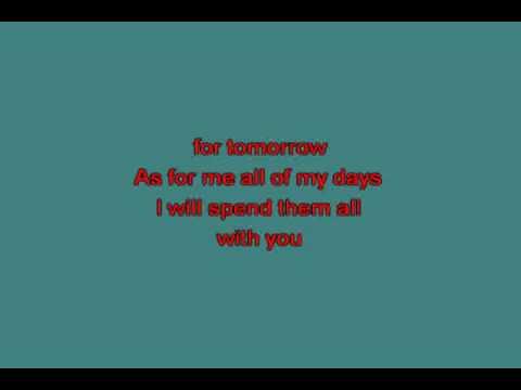 A LOVE TO LAST A LIFETIME 716234 [karaoke] - YouTube