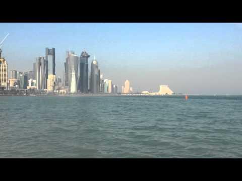 Formula 1 Boat Racing in Doha, Qatar 2014