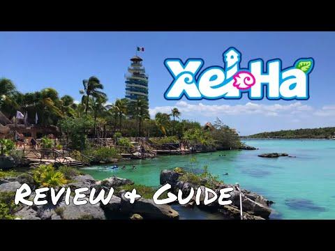 Xel-Ha- Aquatic Park In Riviera Maya- Guide & Review