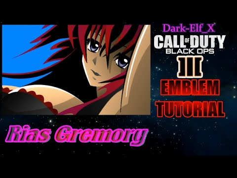 Black Ops 3 Emblem - Rias Gremory (Highschool DXD)