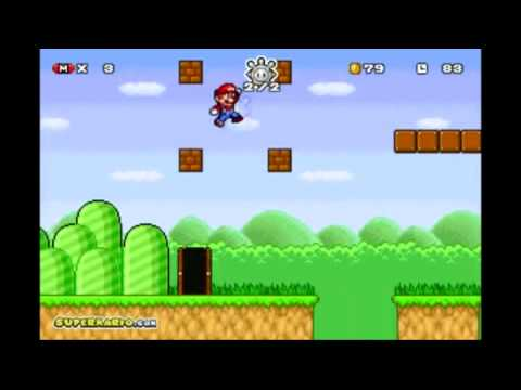 Супер Марио Скрамбл / Super Mario Bros Star Scramble / www.allgames.cc