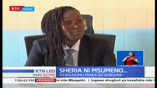 Mwalimu kafungwa miaka 40 gerezani kwa kumjaribu kumua mwalimu mkuu wa Shule Toniok