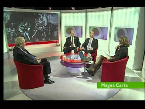 MAGNA CARTA : THE RIGHT TO TRIAL BY JURY