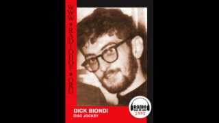 Dick Biondi-Radio Legend-Chicago Radio Legend
