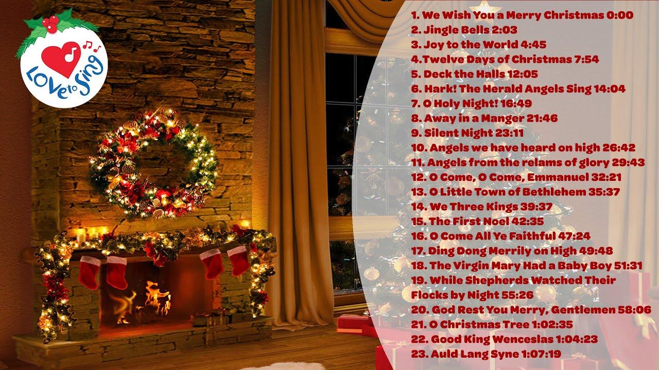 Christmas Playlist Mix 2020