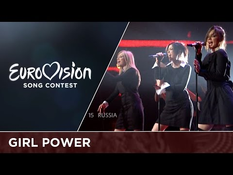 Girl Power at the Eurovision Song Contest