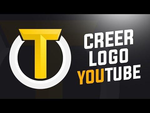 creer un logo gaming