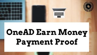 Onead 27.06.2019 Earn 🔴LIVE Payment Proof.Onead Earn Money payment proof