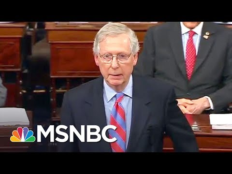 The Stunning Drama Of Killing The GOP Health Care Bill | All In | MSNBC