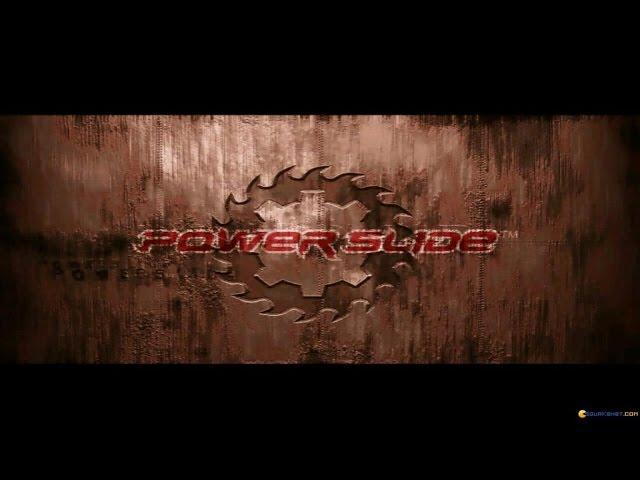 Powerslide gameplay (PC Game, 1998)