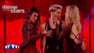 DALS S07 - Le tango de Karine Ferri, Yann-Alrick Mortreuil et Tonya Kinzinger sur Cell Block Tango