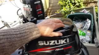 Suzuki DF6 Outboard 260516