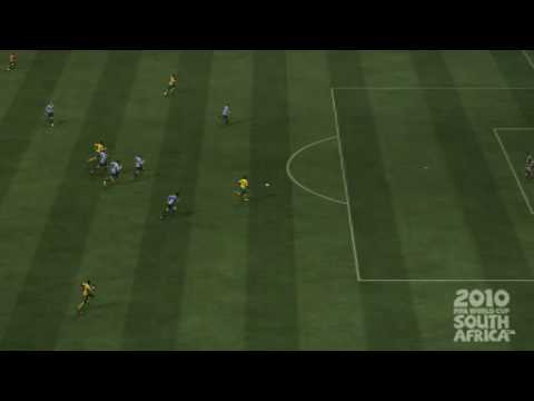 FIFA World Cup 2010 - Katlego Mphela rocket shot!!