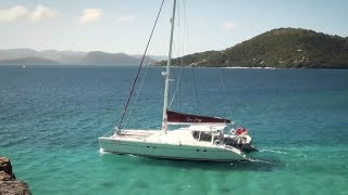 Catamaran Flying Ginny