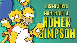 Los mejores momentos de Homer Simpson