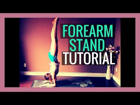 How To Do A Forearm Stand Pincha Mayurasana Tutorial & Exercises