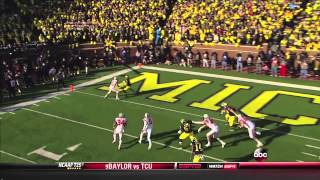 Ohio State at Michigan 2013 Highlights (Week 14)