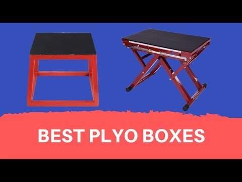 Plyo Boxes The Best Plyo Boxes Reviews 2020