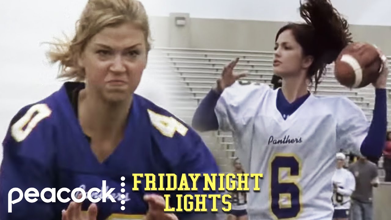 Download The Dillon Powder-Puff Game | Friday Night Lights