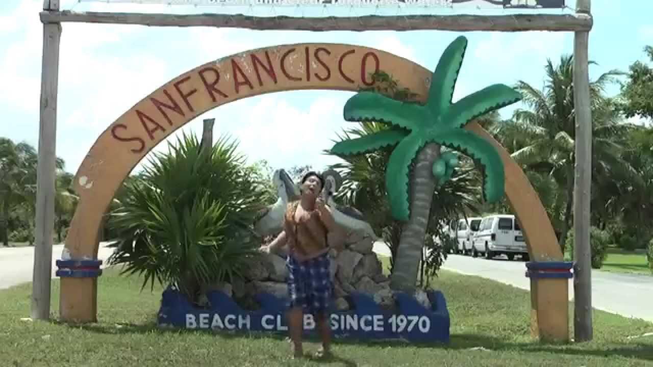 San Francisco Beach Club Cozumel The Best Beaches In World