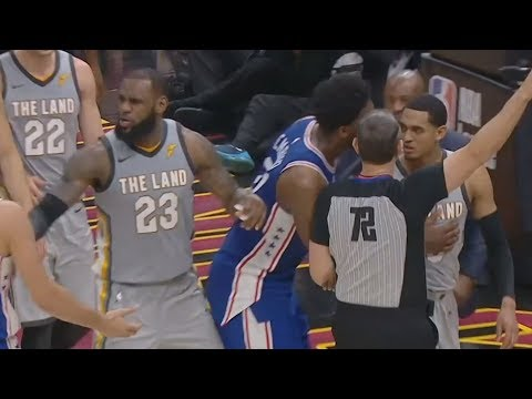 76ers Recruit LeBron! Clarkson Ejected! JR Smith Suspended! 2017-18 Season