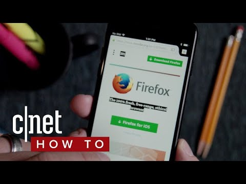 5 new Firefox features for your iPhone (CNET How To)