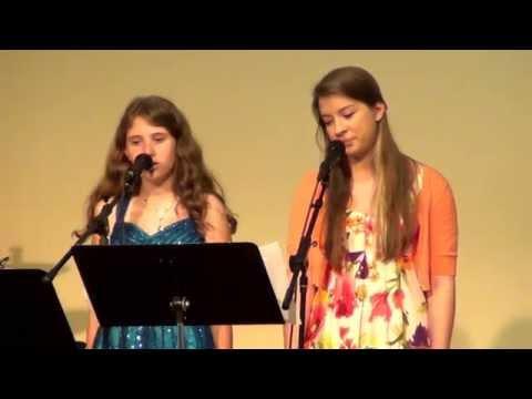 """Together We Can Change the World"" - Kayli & Lindsay"