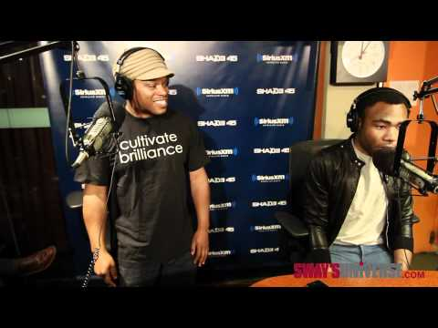 Childish Gambino Freestyles Over the 5 Fingers of Death on #SwayInTheMorning