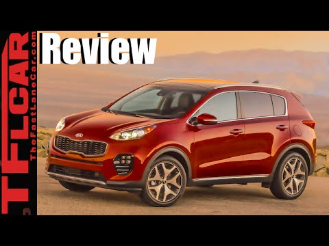 2017 KIA Sportage First Drive Review: Taking Risks For More Sales