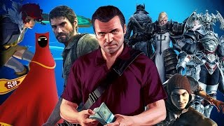 Ign's Top 25 Playstation 4 Games  Fall 2015