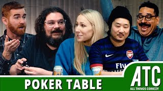 Poker Table w/ Nikki Glaser, Bobby Lee, Andrew Santino, Bobby Moynihan & Erik Griffin