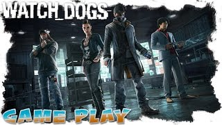 Watch Dogs - Not The Pizza Guy - Gameplay.