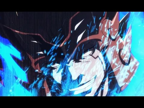 Soul Buster  [AMV] • Black and Blue