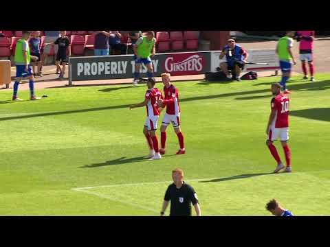 Crewe Alexandra 6-0 Morecambe: Sky Bet League Two Highlights 2018/19 Season