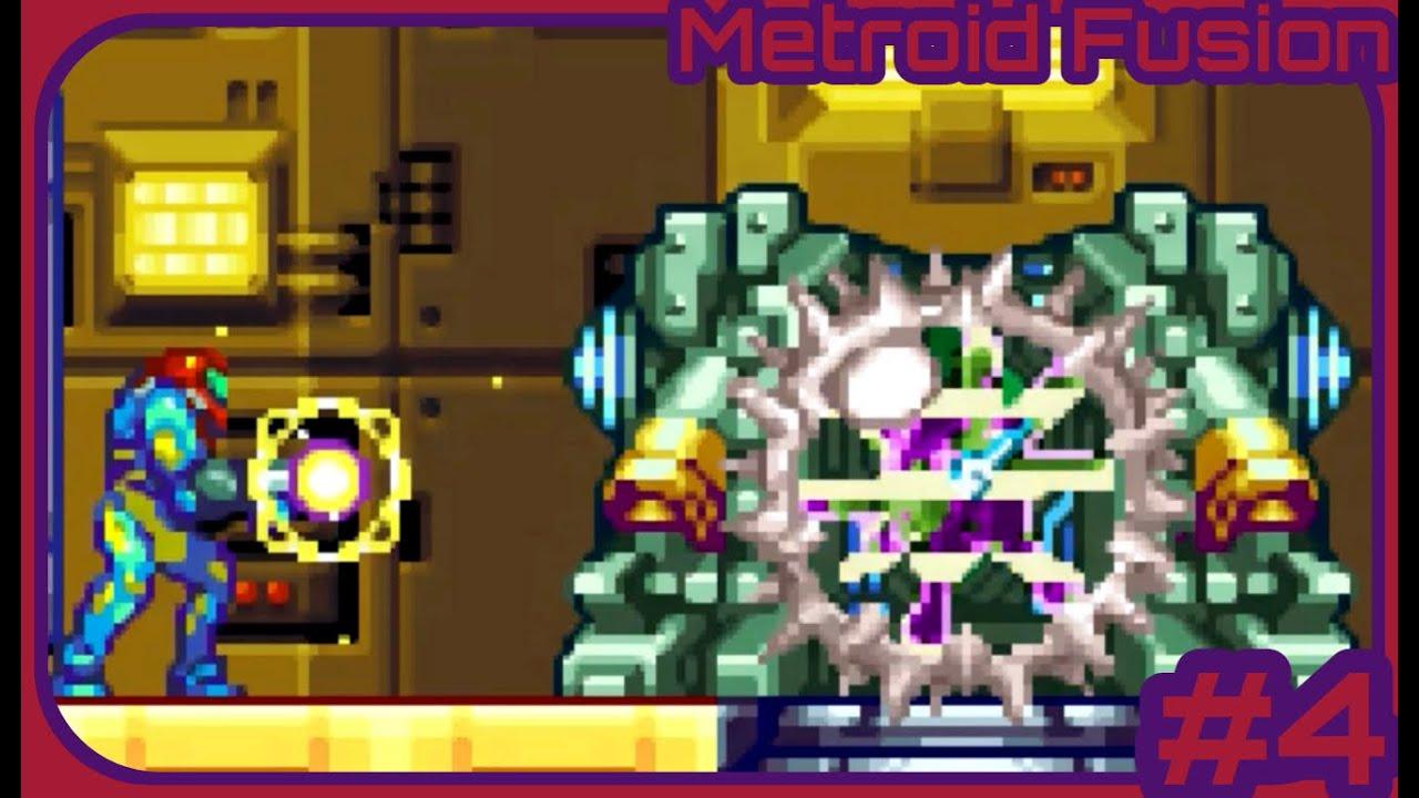 Metroid Fusion (Part 4) Barrier Burden