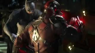 Injustice 2 - Trailer de gameplay Harley Quinn & Deadshot - gamescom 2016