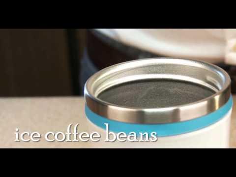 Холодный кофе с шоколадом и