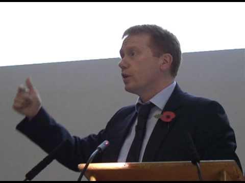 Public Lecture Series: Professor Mark Francis