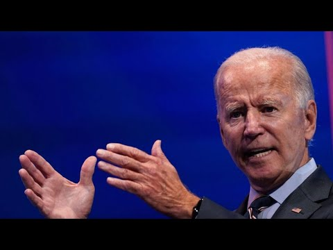 Democratic presidential nominee Joe Biden.