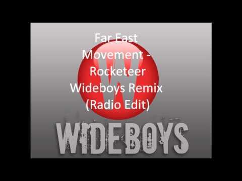 Far East Movement - Wideboys Remix - Radio Edit