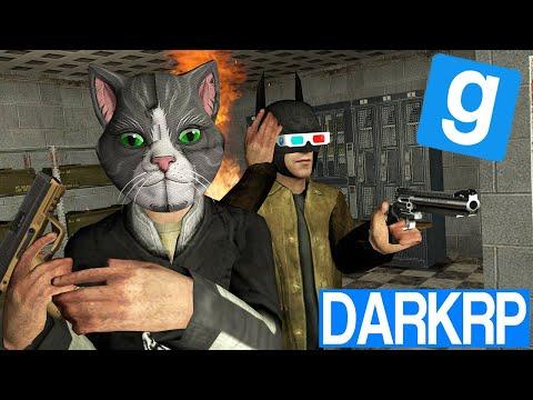 LES BRAQUEURS TEUBÉS ! - Garry's Mod DarkRP