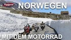 Norwegen Motorradtour mit Feelgood Reisen