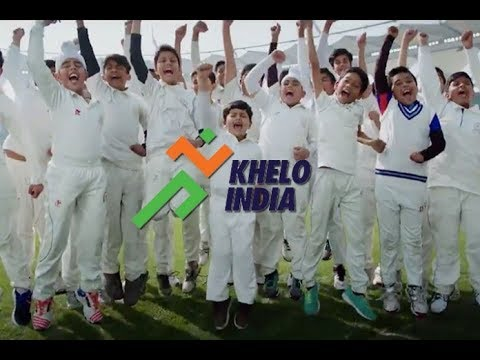 Khelo India anthem launched by sports minister Rajyavardhan Singh whatapp status video